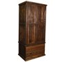 Classic Two Piece Armoire